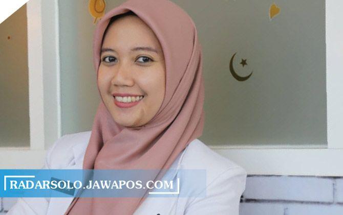 Diah Lintang Kawuryan, Dokter Spesialis Anak
