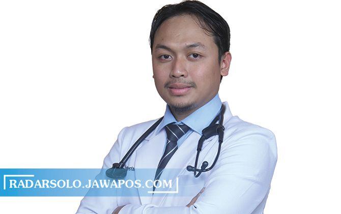 Adi Bestara, Dokter Spesialis Jantung RSUD Dr Moewardi.