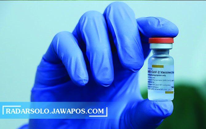 ILUSTRASI VAKSIN: Kemenkes dan Alodokter luncurkan e-booklet vaksin covid-19 yang bisa diunduh gratis.