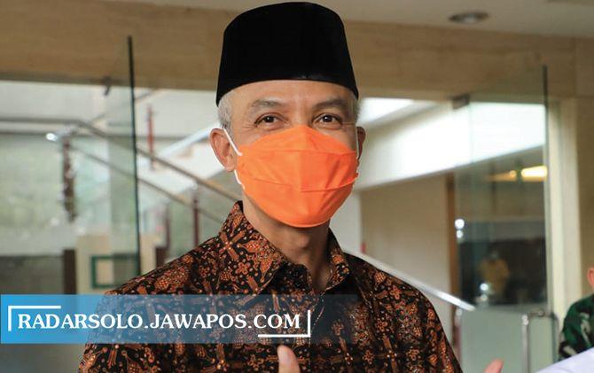 Gubernur Jateng Ganjar Pranowo tengah menyiapkan skenario vaksinasi malam hari saat Ramadan.