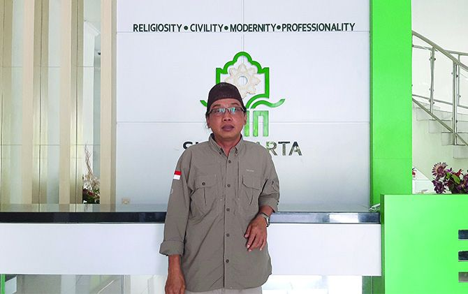Syamsul Bakri, Dosen IAIN Surakarta, Pengasuh Ponpes Darul Fakar
