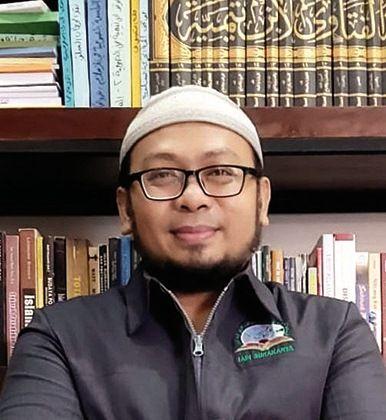 HEADSHOT Hamdan Maghribi, Dosen Akhlak dan Tasawuf IAIN Surakarta.