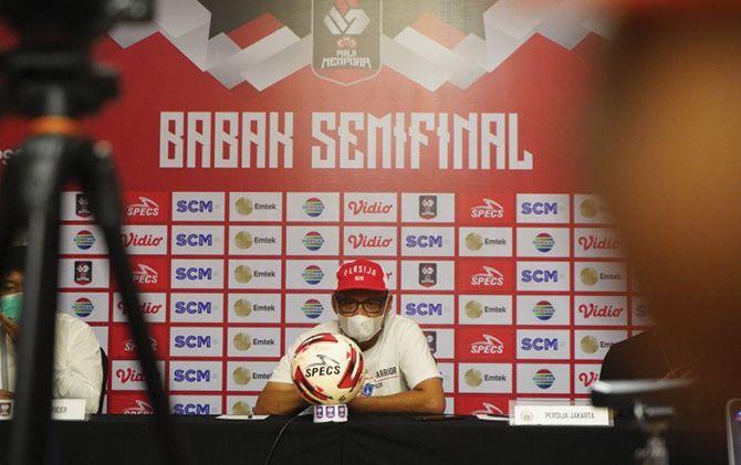 Pelatih Persija Jakarta Sudirman