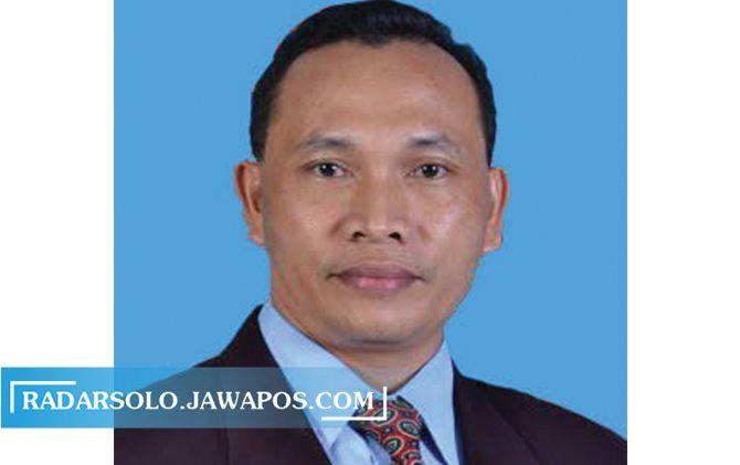 Dekan Fakultas Pertanian Universitas Sebelas Maret Samanhudi