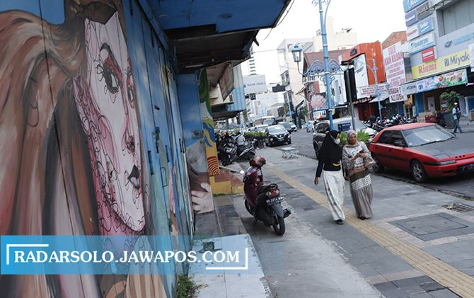Koridor Gatot Subroto-Ngarsopuro bakal ditata lebih bagus sesuai potensi lokal.