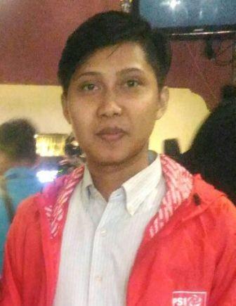 Abdul Rosyid Ketua PSI Sidoarjo