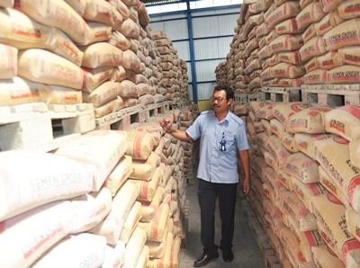 : Semester II/2018 Semen Indonesia yakin bakal mendongkrak penjualan semen khususnya di pasar domestik.