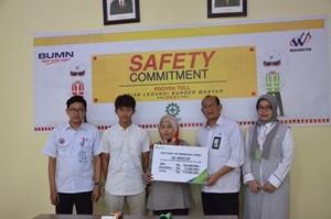 BPJS Ketenagakerjaan Santuni Pekerja Proyek Tol