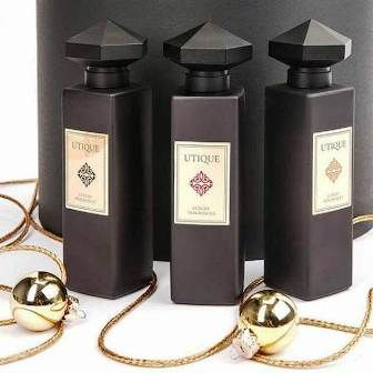 PRODUK EROPA: Varian dari FM Parfum yang lagi digemari masyarakat metropolis.