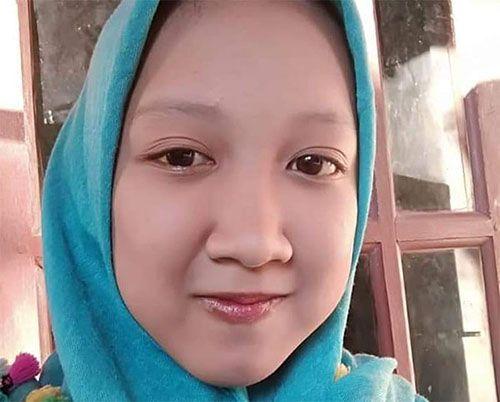 DICARI:  Azizah Zukhurufia yang dilaporkan hilang ke Polsek Sukodono.