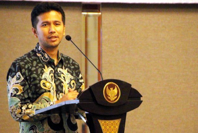 Wakil Gubernur Jawa Timur (Wagub Jatim) Emil Elestianto Dardak