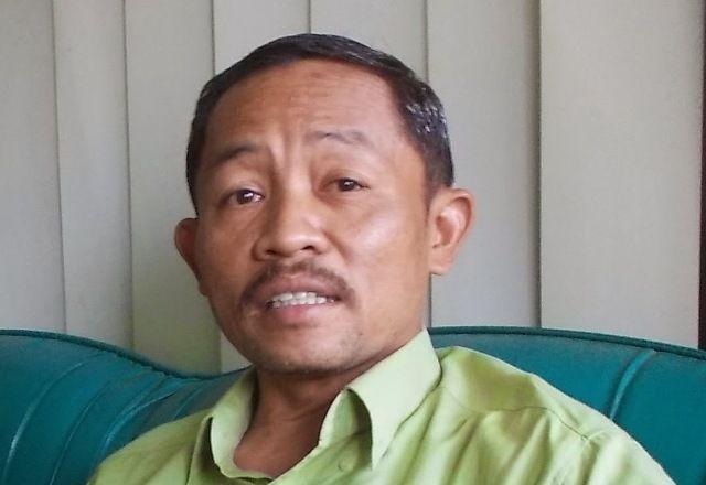 KONSULTASI: Ketua KPU Sidoarjo Mokhammad Zainal Abidin.