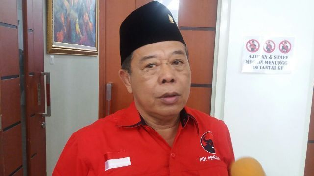 Ketua DPD PDIP Jatim Kusnadi