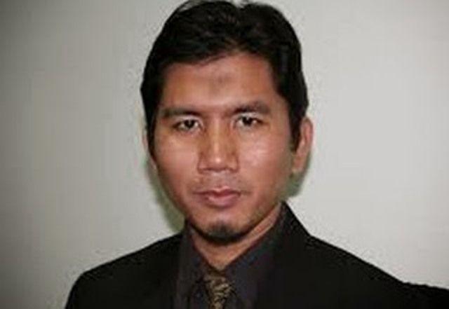 Politisi PKS Ahmad Suyanto
