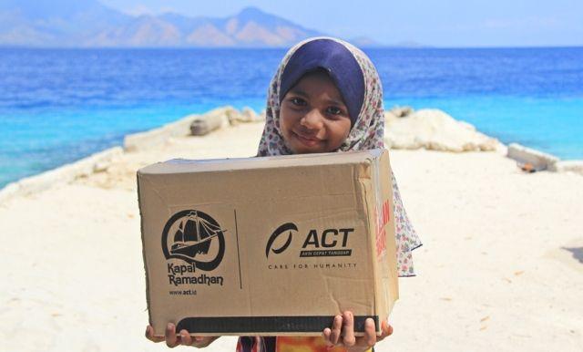 Program Kapal Ramadan Aksi Cepat Tanggap