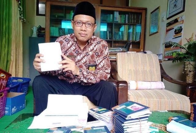Kasi Haji dan Umrah Kemenag Sidoarjo Rohmat Nasrudin