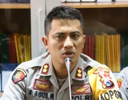 Kapolres Pelabuhan Tanjung Perak AKBP Antonius Agus Rahmanto
