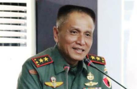 Pangdam V Brawijaya Mayjen TNI R Wisnoe PB