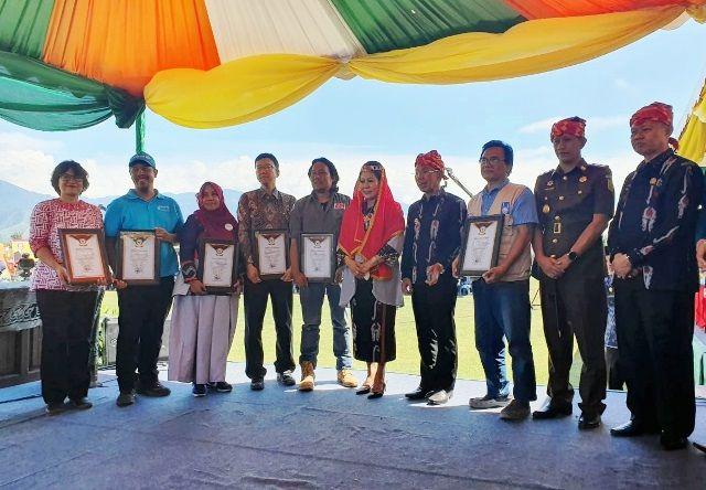 ACT dan 5 NGO Internasional Raih Penghargaan dari Pemkab Sigi
