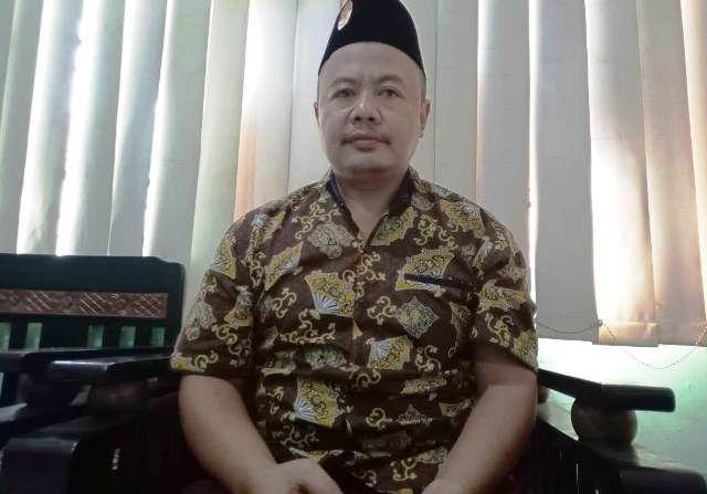 Ketua KPU Kabupaten Sidoarjo Mokhammad Iskak