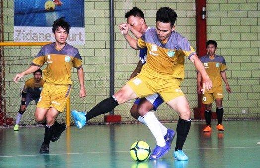 Menang Telak Atas Jember, Tim Futsal Menjanjikan di Porprov