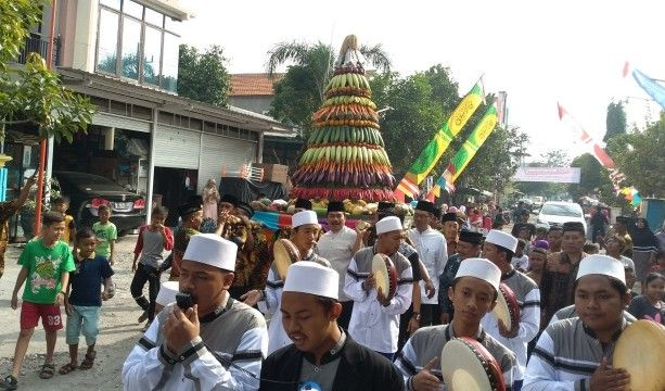 Jelang Pilkades, Sambari-Qosim Ajak  Masyarakat Rukun