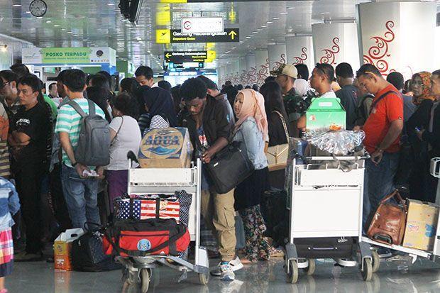 Ilustrasi Bandara Juanda.
