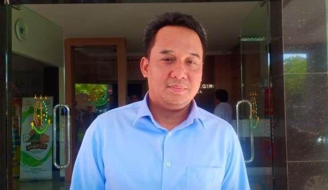 Kasi Perdata dan Tata Usaha Negara (Datun) Kejari Surabaya Arjuna Megahnada