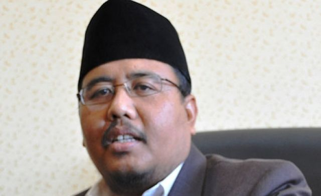 Sekretaris DPD Gerindra Jawa Timur Anwar Sadad