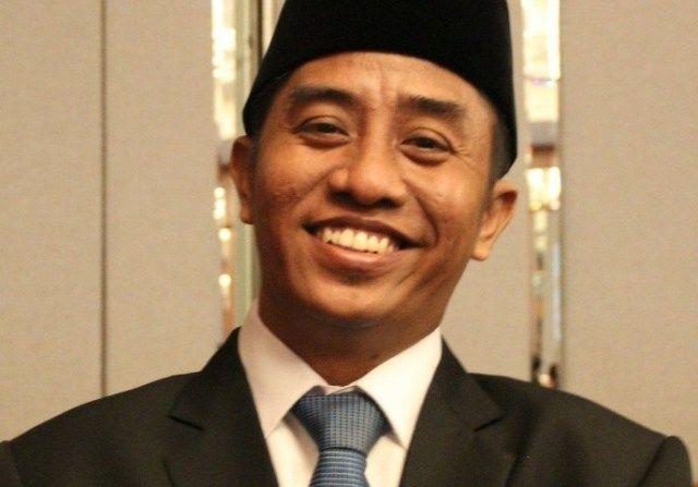 Komisioner KPU Surabaya Divisi Sosialisasi, Pendidikan Pemilih, Partisipasi Masyarakat, dan SDM Subairi