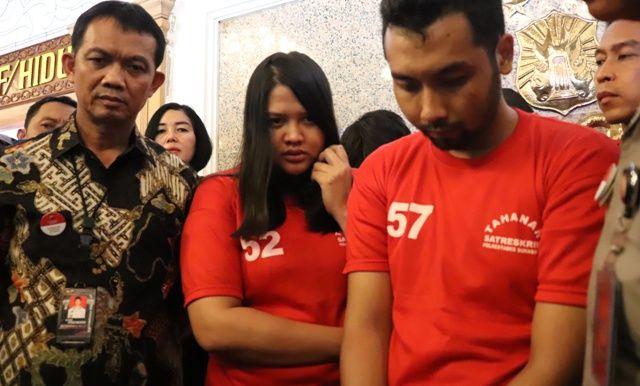 OTAK: Inisiator penculikan dan pembunuhan terhadap korban yakni pasutri Rulin Rahayu Ningsih dan Bambang Irawan.OTAK: Inisiator penculikan dan pembunuhan terhadap korban yakni pasutri Rulin Rahayu Ningsih dan Bambang Irawan.
