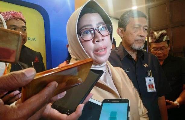 Plt Sekretaris Utama BPOM Reri Indriani