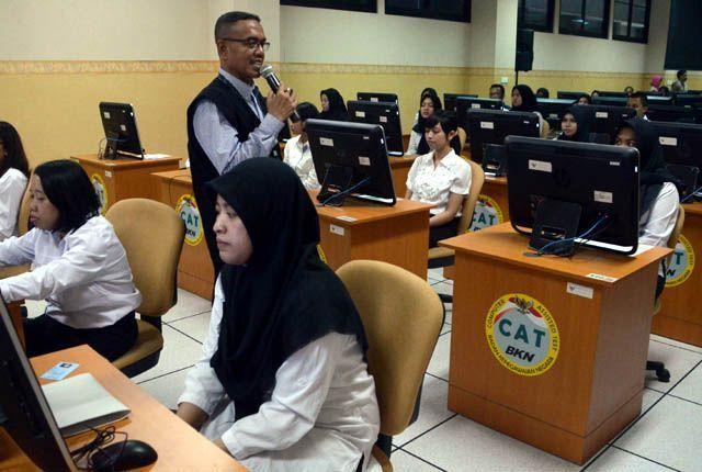 Tes CPNS tahun lalu, CPNS Surabaya 2019 Didominasi Tenaga Guru