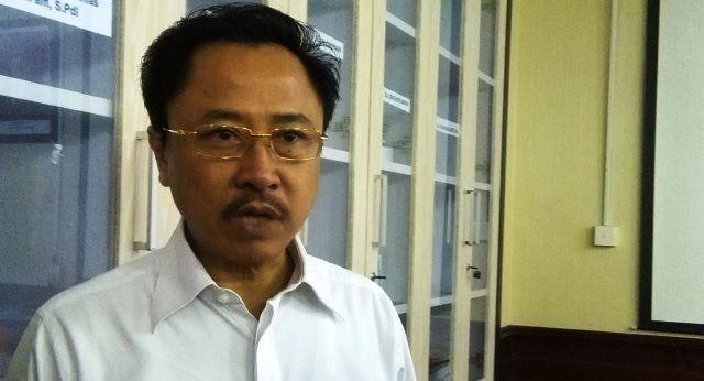 Sekretaris DPC PDIP Surabaya Baktiono