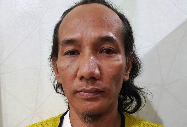 DIBUI : Tersangka Saiful Arief