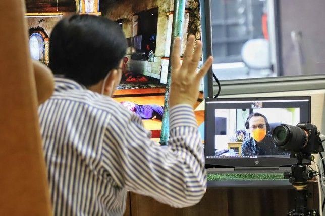 Machfud Arifin Beberkan Rencana Besar Majukan Surabaya