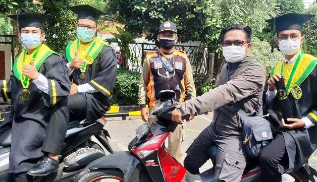UWKS Berprestasi di Tengah Pandemi