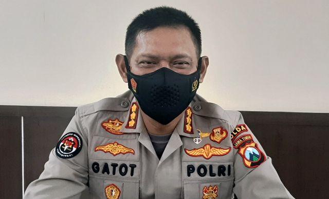 Kabid Humas Polda Jatim Kombes Pol Gatot Repli Handoko
