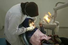CEK GIGI: Banyak faktor penyebab sakit gigi. Kunyahlah makanan secara seimbang.