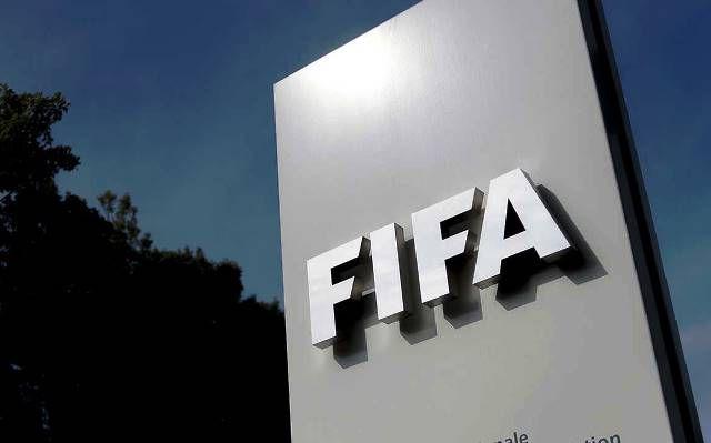 Markas besar FIFA di Zurich, Swiss.