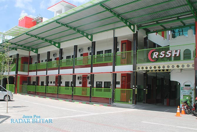 Bangunan RS Syuhada Haji