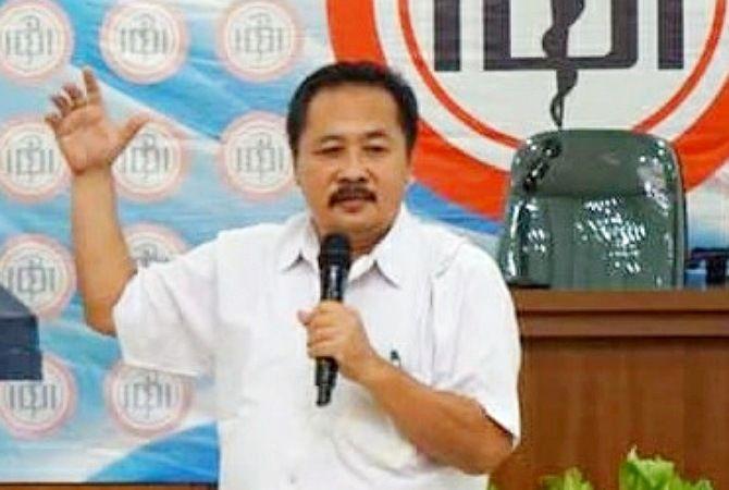 Bakal Calon Walikota Blitar : dr. H. Mafrurrochim Hasyim MARS