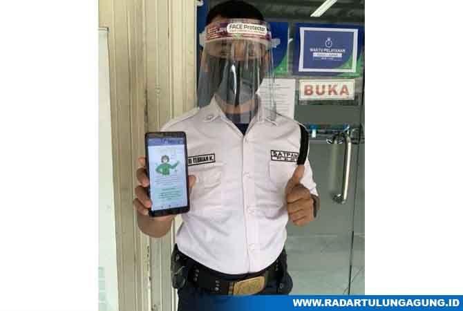 Lakukan Screening Mandiri Covid-19 Melalui Aplikasi Mobile JKN