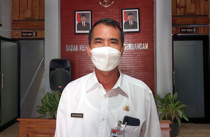Kabid Pengadaan, Pembinaan, dan Pemberhentian BKPSDM Kabupaten Blitar Joko Wiyono