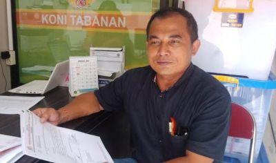 Porprov Bali Tahun 2019 Bawa Dampak Positif Bagi Kabupaten Tabanan
