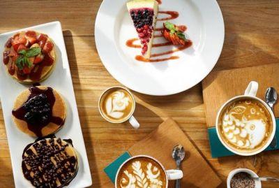 Hungry Bird Coffee, Tempat Nongkrong Wisatawan Bangun Kesiangan