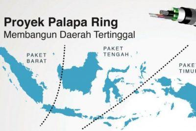 """Palapa Ring Sebagai """"Tol Langit"""" Mempersatukan dan Memajukan Indonesia"""