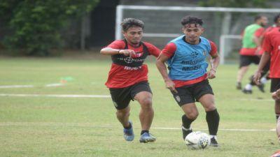 Skuat Bali United Butuh Dukungan Moril di Yogyakarta