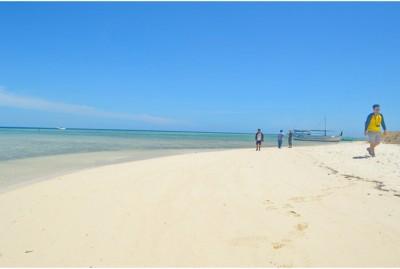 Talango Tengah, Surga yang Terhalang Jarak