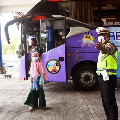 Memperketat Pemeriksaan Terminal Mengwi